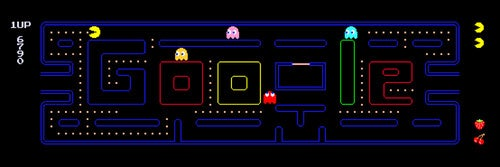 Google Pac-Man Might've Cost Us $120,483,800