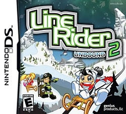 Line Rider Brings Web Downloads to DS and Wii