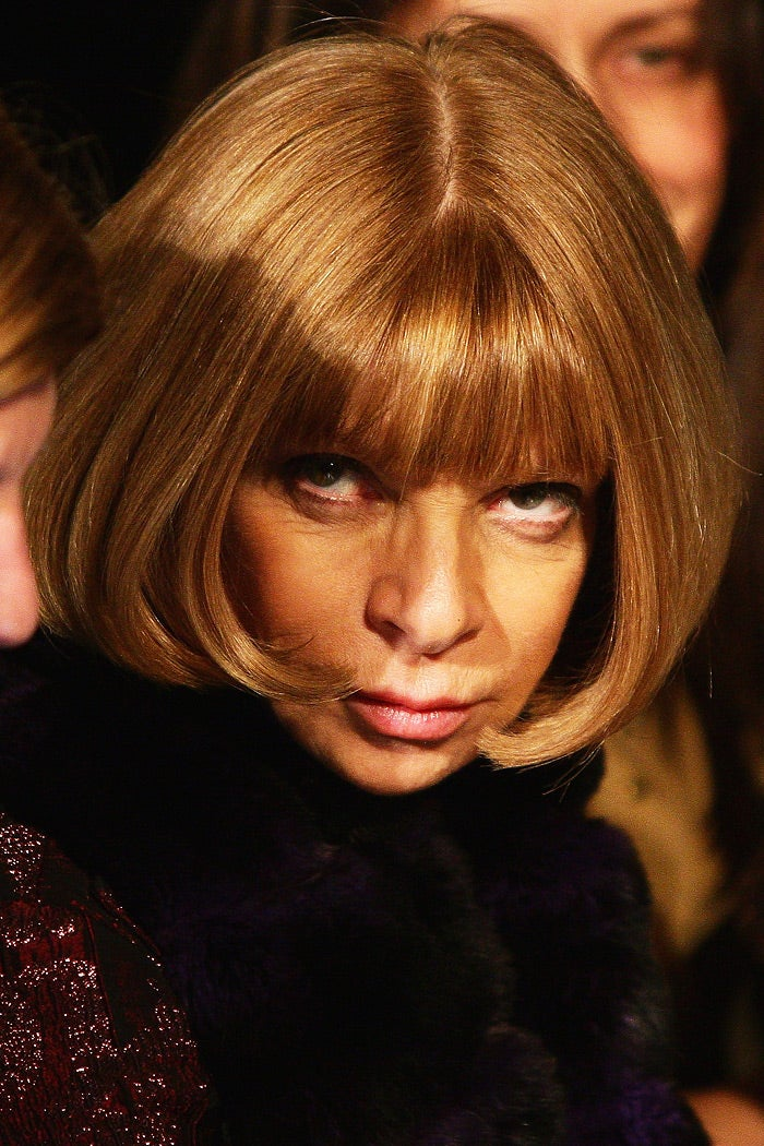 Anna Wintour Will Make 'Hell Freeze Over' If She Runs Into Tim Gunn at Fashion Week