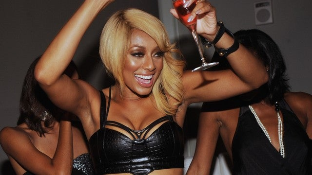 Keri Hilson Parties Like A Pop Star