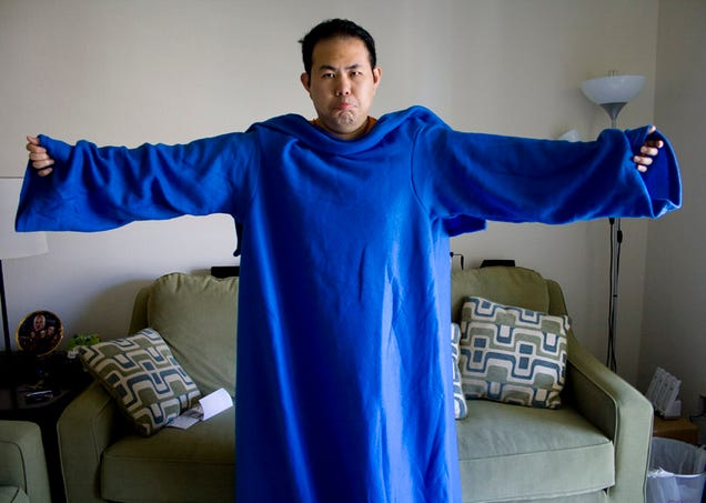 snuggie vs slanket essay Contrast this to the slanket, which is basically an identical product, but hasn't   many people assume that snuggies (and similar products) are.