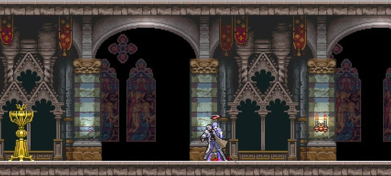 That Multiplayer Castlevania Game Looks Pretty Real Now
