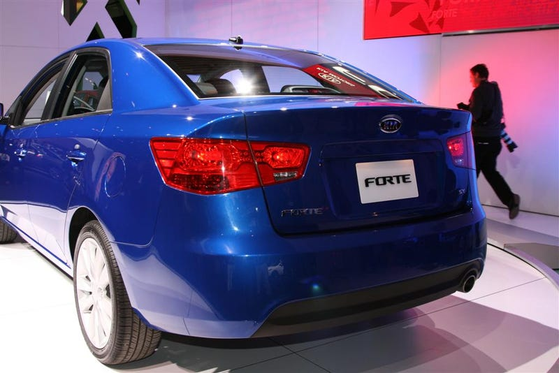 2010 Kia Forte: Live In Chicago