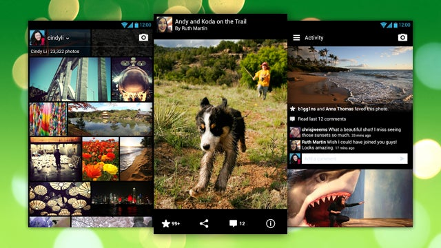 Flickr for Android Gets an Overhaul to Match Its Web Redesign