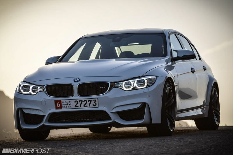 First F80 M3 Delivered (Abu Dhabi) - Pics and Video