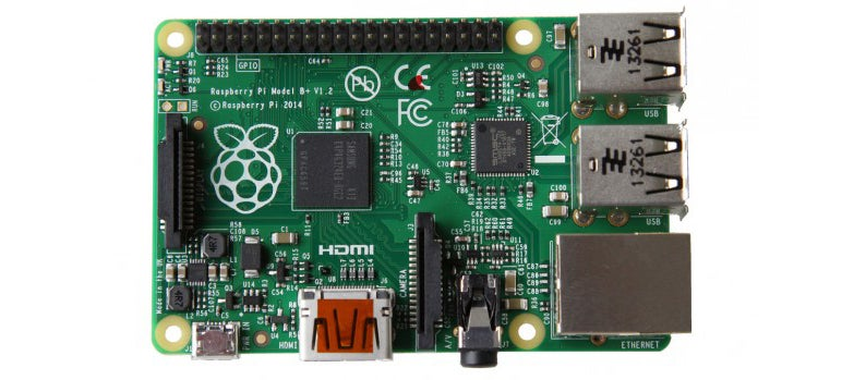 Redesigned Raspberry Pi: New Ports, More Power