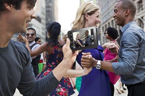 Samsung Galaxy Tab Lifestyle Gallery