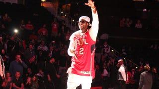 2 Chainz Is The Atlanta Hawks MVP