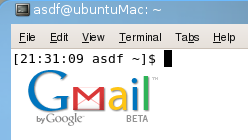 Access Gmail from the command line