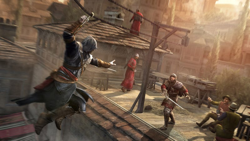 Assassin's Creed: Revelations Reveals Fresh New Details