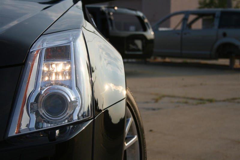 2010 Cadillac CTS Sport Wagon: First Drive