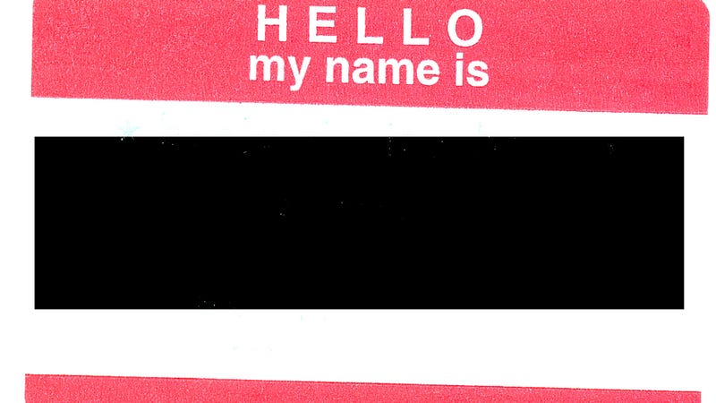 Nobody Uses Their Real Name Online, and Other Outdated Notions