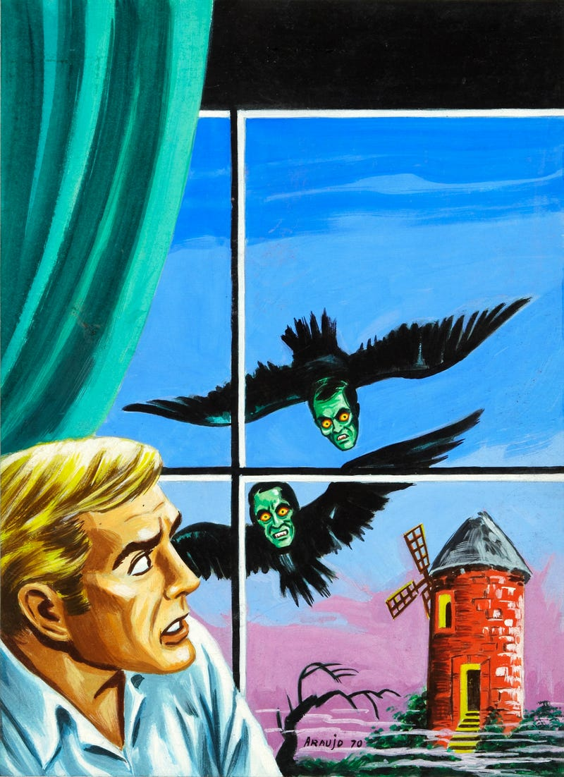 The most exciting scenes from Mexican horror stories I've never read