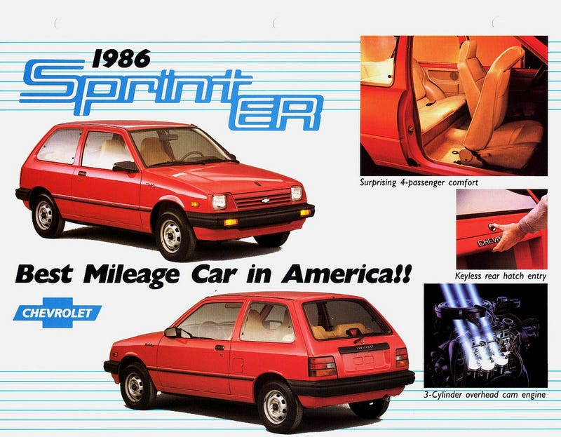 The Ten Cars With The Most Misleading Names