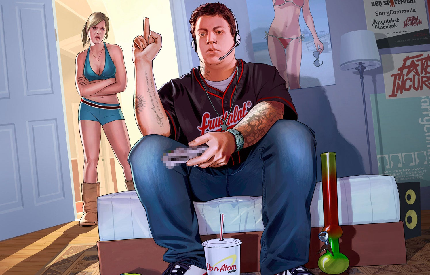 GTA V Is Coming To PC, Xbox One & PS4