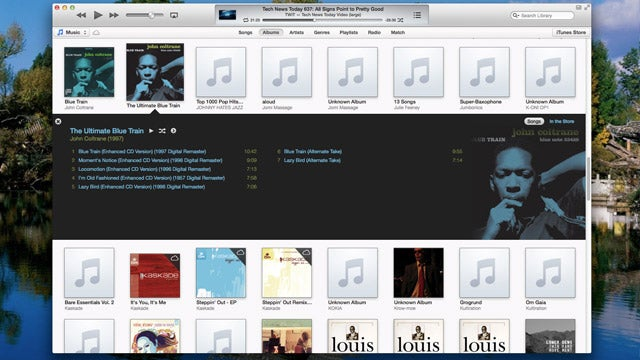 ITunes 11 Is Here with a New Look, Smaller Mini Player, and Better iCloud Features