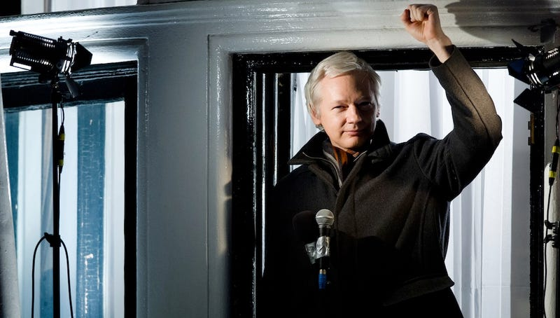 Julian Assange Thinks Someone Will Pay $1 Million To Interview Him