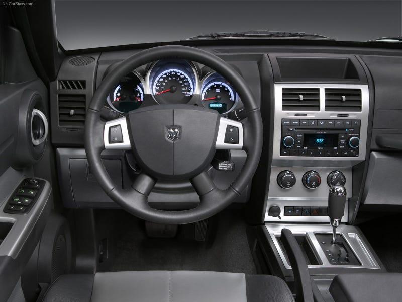 Confession: I like the Dodge Nitro