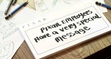 """Pixar's Amazing """"It Gets Better"""" Video"""