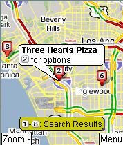 Google Maps Mobile adds traffic details