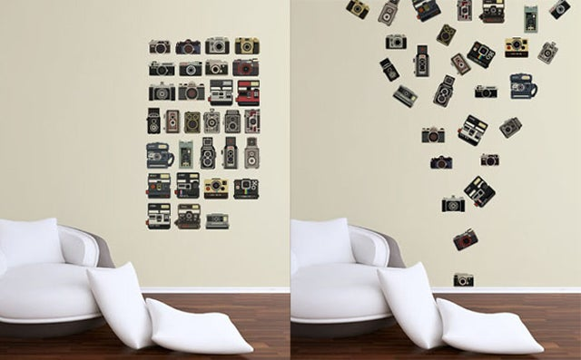 These Are the Decals Camera Aficionados Should Decorate Their Walls With