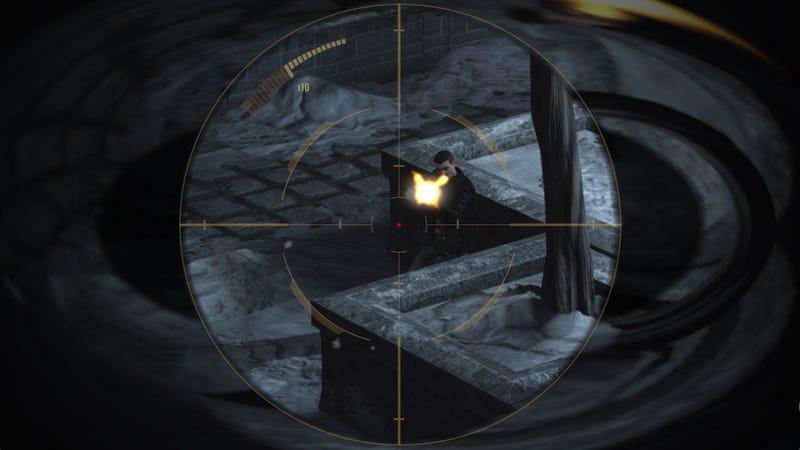 New Alpha Protocol Screens