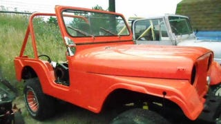 Could this 1979 Jeep CJ5 - And Two More - Pull $3,500?
