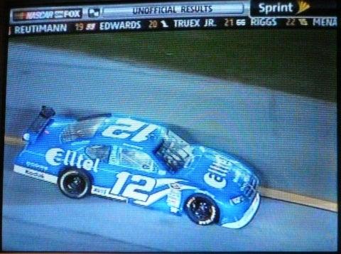 2008 Daytona 500: Winner Ryan Newman