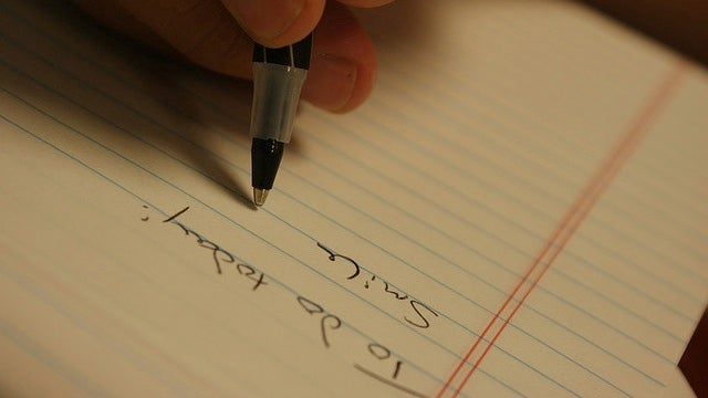 Delete Everything and Rewrite Your To-Do List to Make it Doable