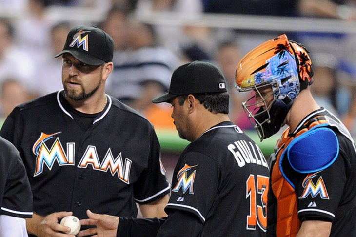 Heath Bell Called Ozzie Guillen To Apologize, And Ozzie Accidentally Deleted The Voicemail Without Listening To It