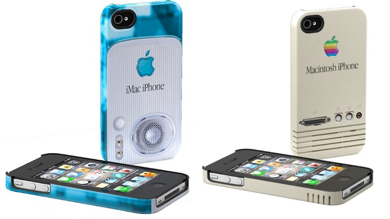 "Legally-Dubious Retro ""Apple"" iPhone Cases Will Be Sued into Oblivion"