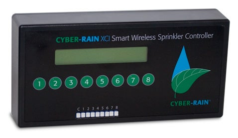 Cyber-Rain XCI Waters Your Lawn When The Internet Commands It