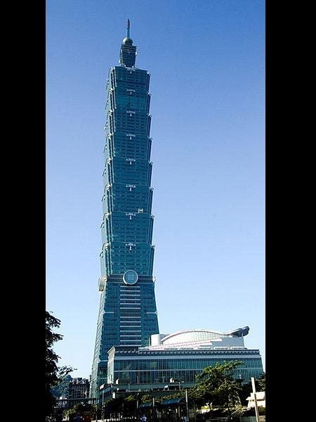 Taipei 101 Elevator, Fastest in the World