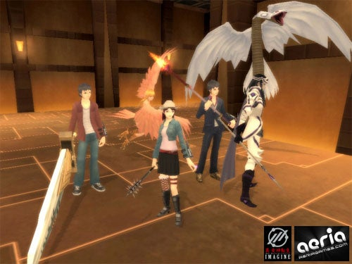 Shin Megami Tensei: Imagine Opens Beta Signups