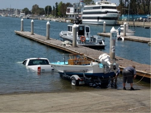 You're Doing It Wrong: Boat Launch Edition