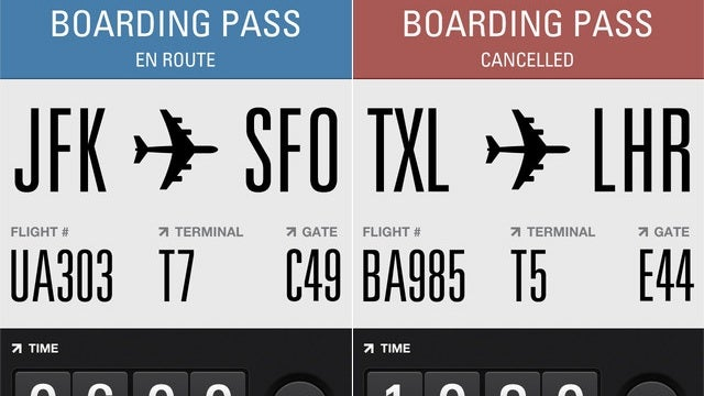 All Boarding Passes Should Look Like This