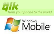 Qik's Cellphone Video Broadcasting App Coming to Windows Mobile