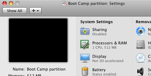 Test-driving VMware Fusion 2.0 Beta 1