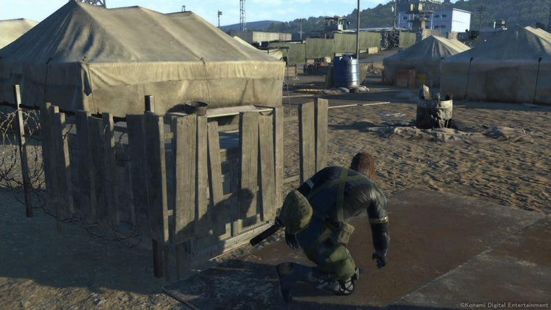 Which Metal Gear Solid V: Ground Zeroes Is Best? Here Are Comparisons