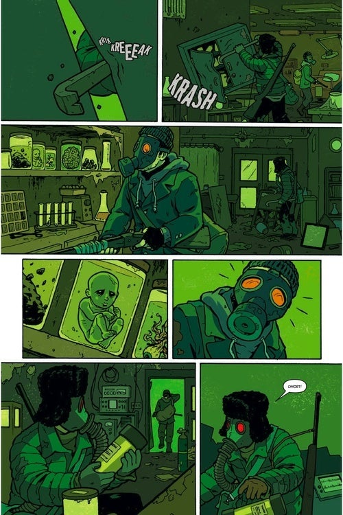 Ghost Projekt #1 Preview