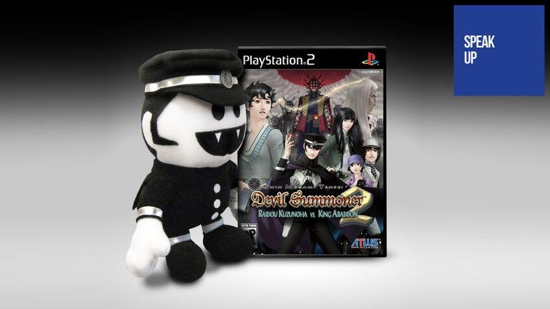 Best Game Ever: Shin Megami Tensei: Devil Summoner 2: Raidou Kuzunoha vs. King Abaddon