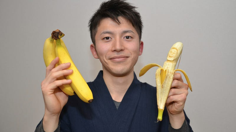 How a Banana Becomes Art