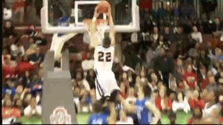 State Championship Lost After Technical Called For Rim-Hanging