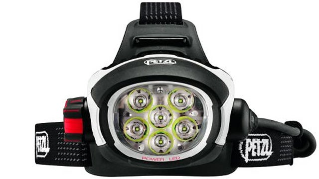 700 Lumen LED Headlamp Is Like Strapping a Miniature Sun To Your Forehead