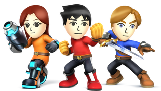 What Mii Fighter do you plan to make for Smash 4 WiiU/3DS?