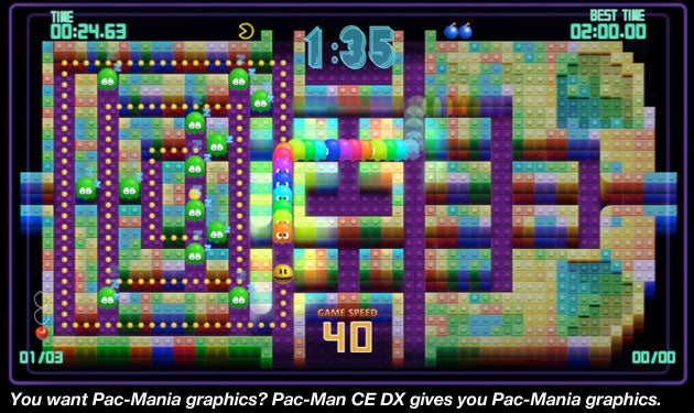 Review: Pac-Man Championship Edition DX Is A Spirited Thrill