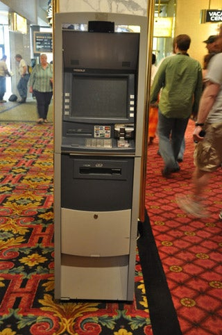 Warning: Not All ATMs at DefCon Are What They Appear to Be