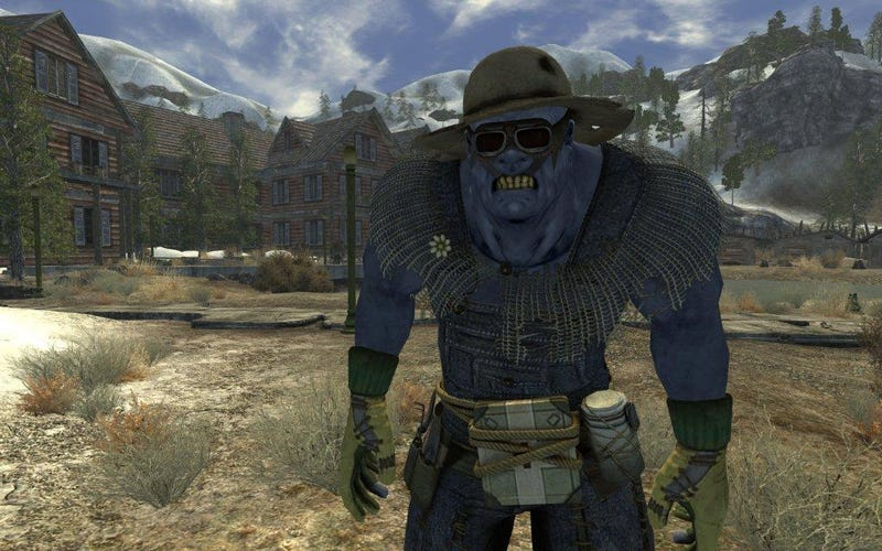 Know Who Your Friends Are In Fallout: New Vegas
