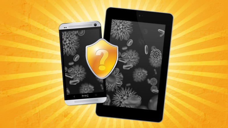 Do You Use Antivirus Protection on Your Phone or Tablet?