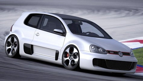 Fore! 650hp VW Golf